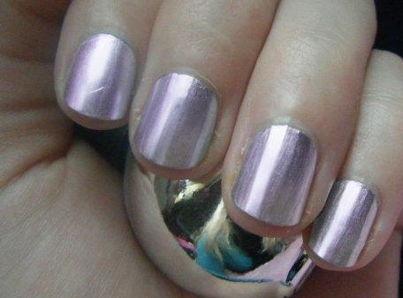 Chrome Nail Polish - Purple