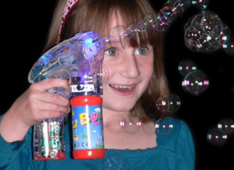 Birthday Bubble Parties
