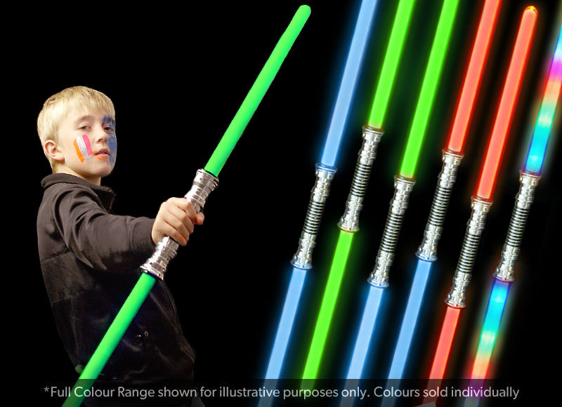 Double Ended Light Sabre - All Colours