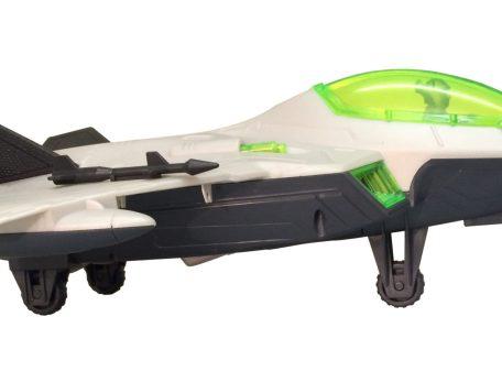 Fighter Jet Toy Side