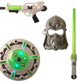 Space-Wars-Set---Gun,-Mask,-Sword-&-Shield