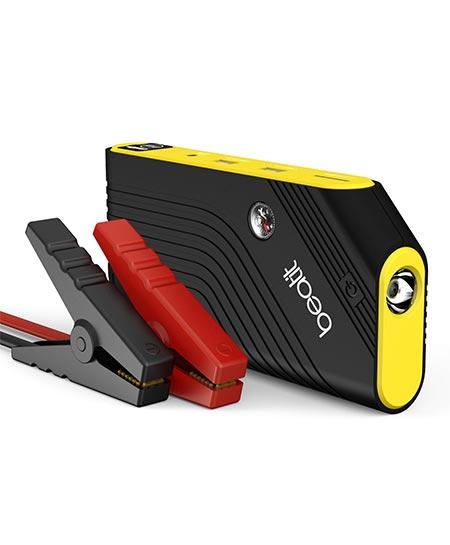 7. Beatit 14000mAh 12-volt Car Jump Starter