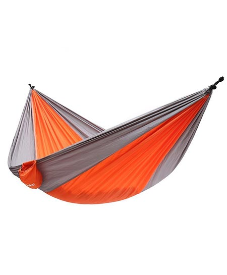 10. Ohuhu Double Camping Hammock