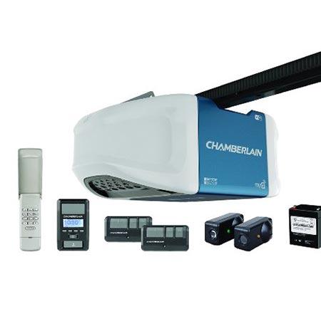 5. Chamberlain WD1000WF 1-1/4 HPS Wi-Fi Garage Door Opener