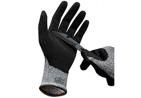 5. His linker Cut Resistant Gloves