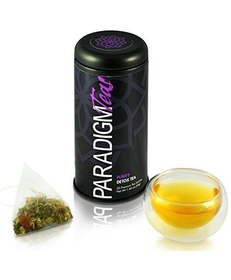 9. Paradigm Teas Purify Detox Tea