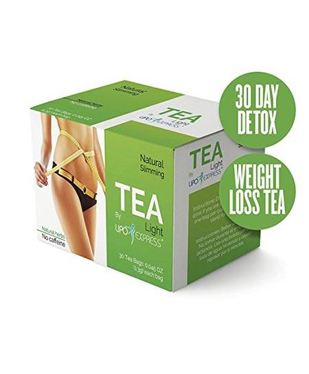 4. Lipo Express 30 Day Tea-tox