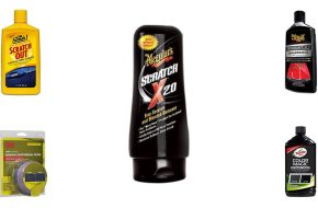 The 10 Best Car Scratch Remover Reviews In 2019