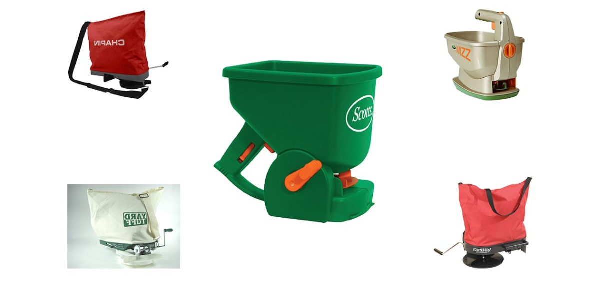 10 Best Fertilizer Spreader Reviews in 2019