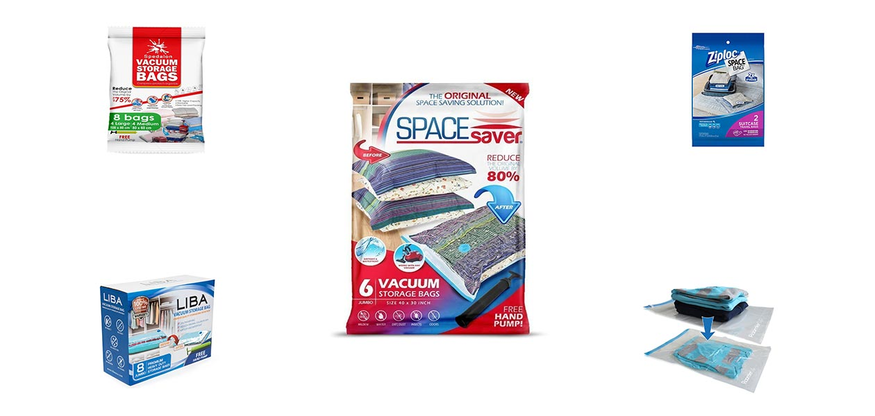Best Space Saver Storage Bags For Travel Reviews in 2018