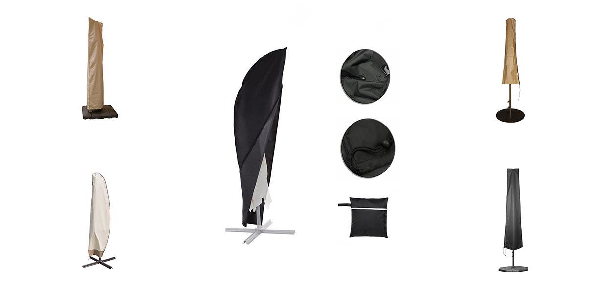 Marvelous The Best Outdoor Patio Umbrella Covers In 2019 Spiritservingveterans Wood Chair Design Ideas Spiritservingveteransorg
