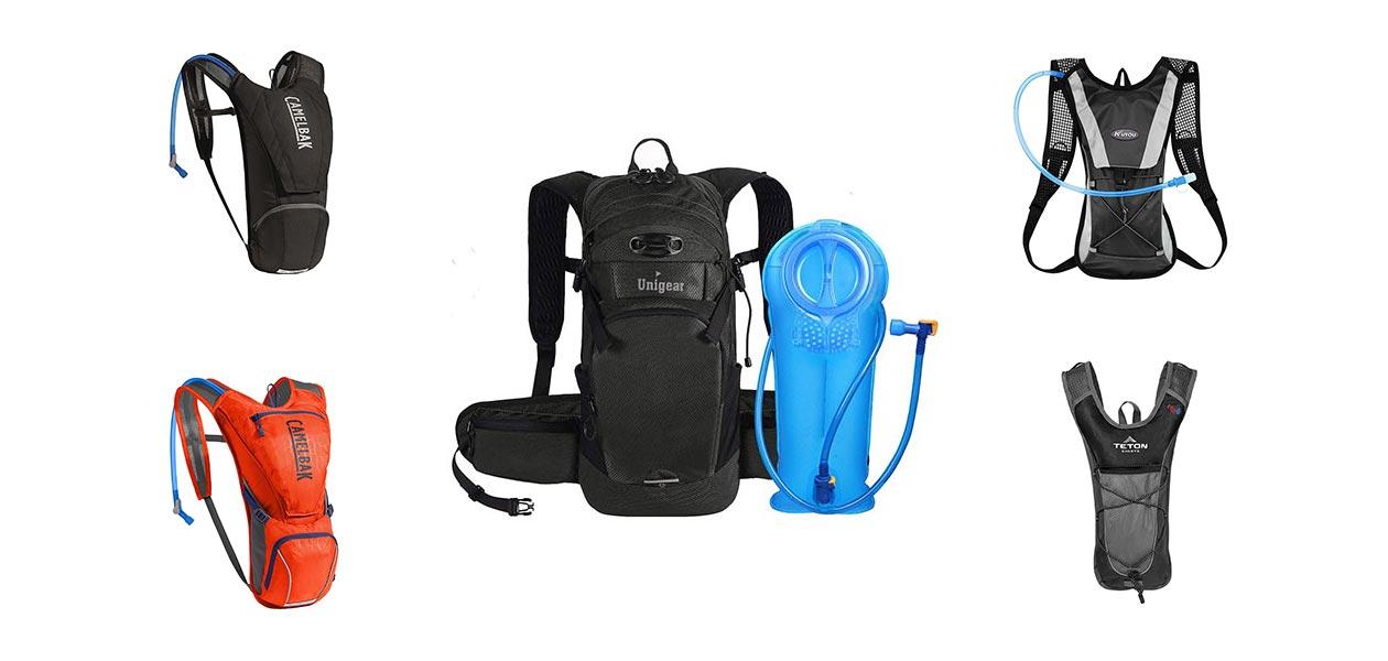 Camelbak Rogue 2L Hydration Pack 2 Litre Water Backpack Rucksack Bag Reflective