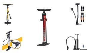 Bike Floor Pumps