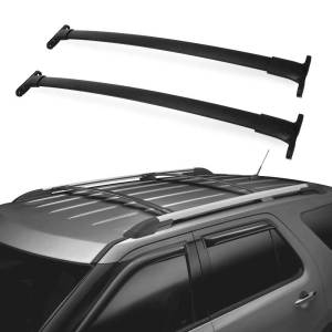 LED Kingdomus Roof Rack Cross Bars