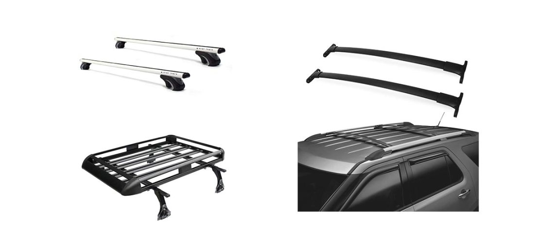 The best rooftop cargo cross bars reviewed with buying guide