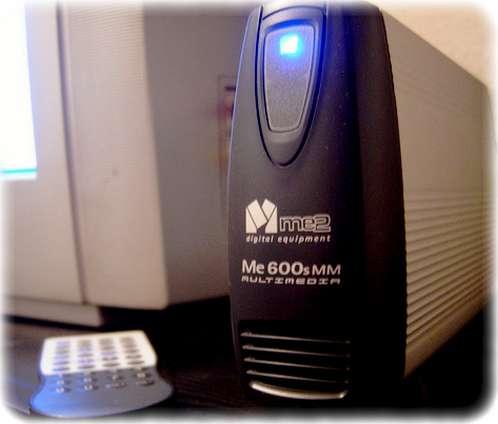 M2 600s MM - Multimedia-Festplatte
