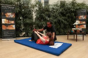 Renforcement musculaire au travail