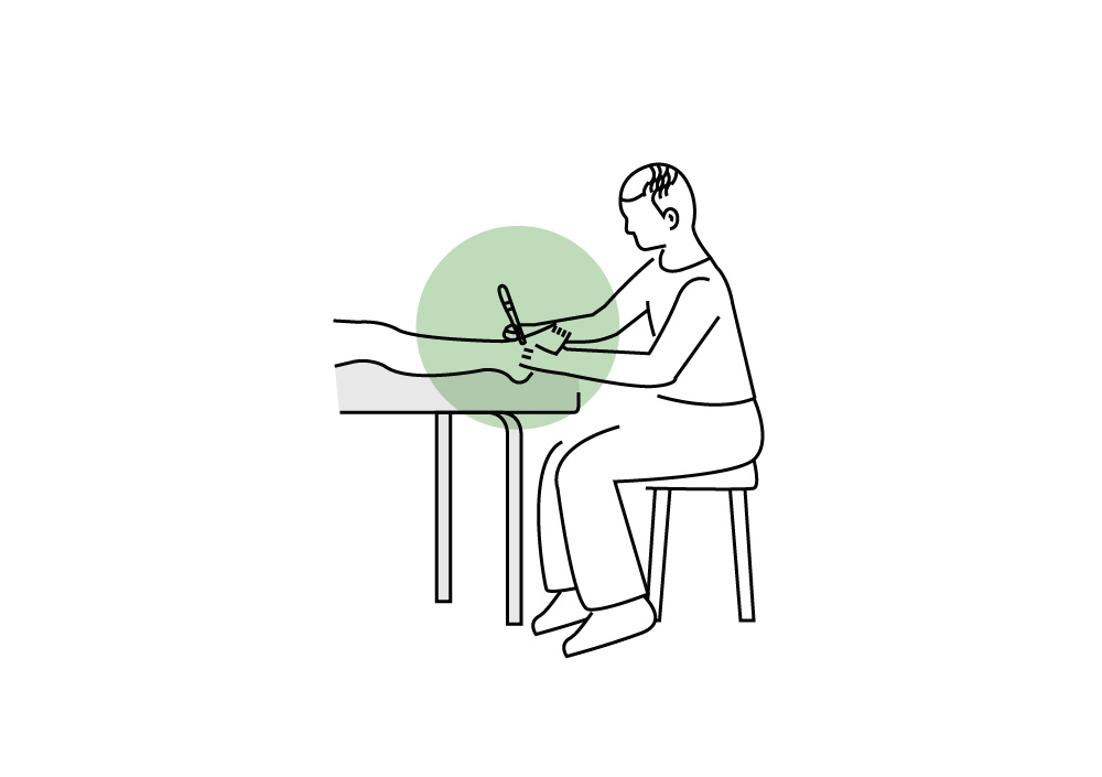 réflexologie en entreprise - massages en entreprises - réflexologie plantaire