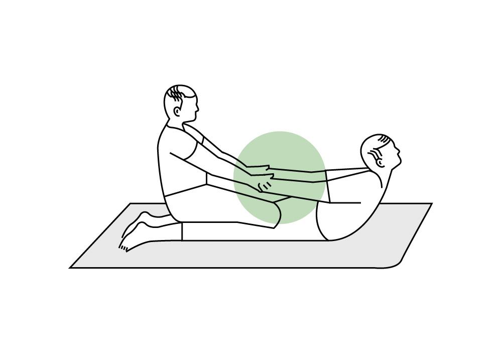 massages en entreprise - massage thaï - massage thaï au travail