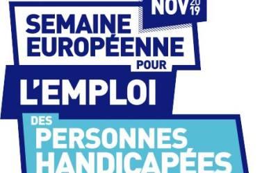 Semaine Européenne pour l'Emploi des Personnes Handicapées 2019