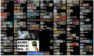 Stereo iTunes Music Player - more artist