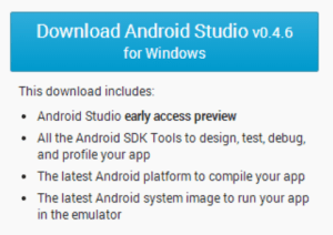 AndroidStudioDownload