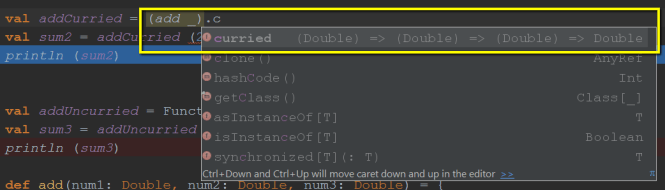 addCurriedIntellisense
