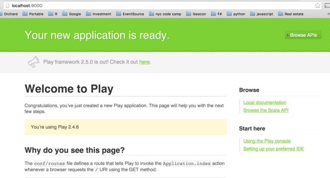 Activator running play