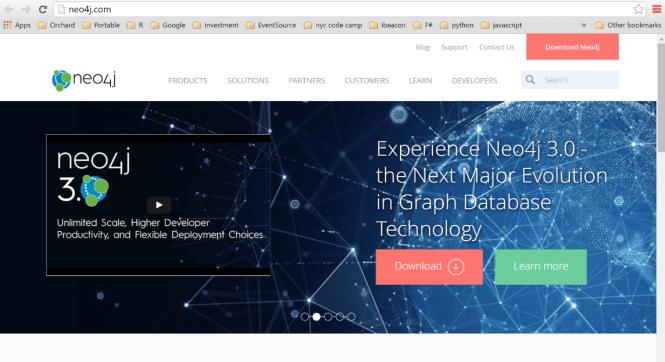 Neo4J download