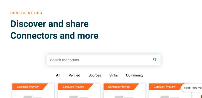 Confluent Hub Web