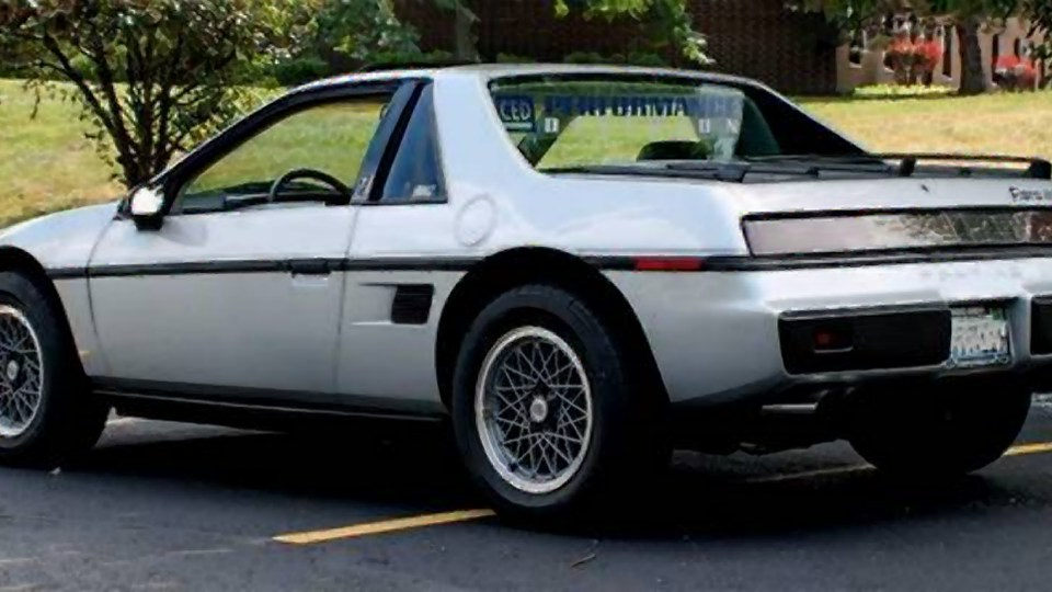 LS Fiero swap