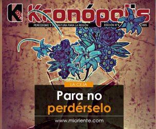 Kronopolis revista Ceja