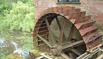 Waterwheel Design and the Different Types of Waterwheel