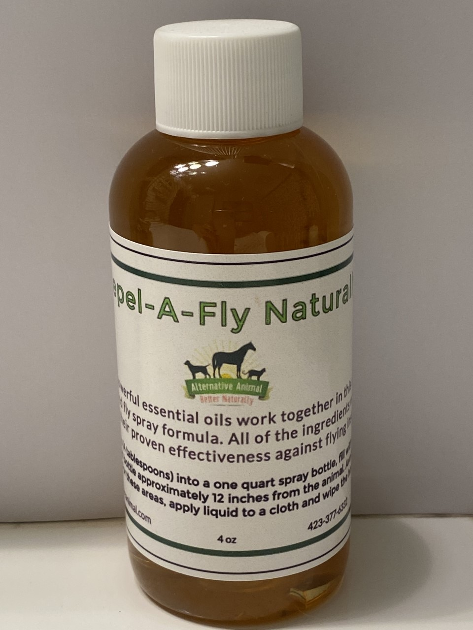 Repel-A-Fly-Natural Fly Spray for Horses (concentrate)