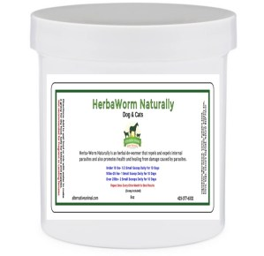 Herbal Cat Dewormer