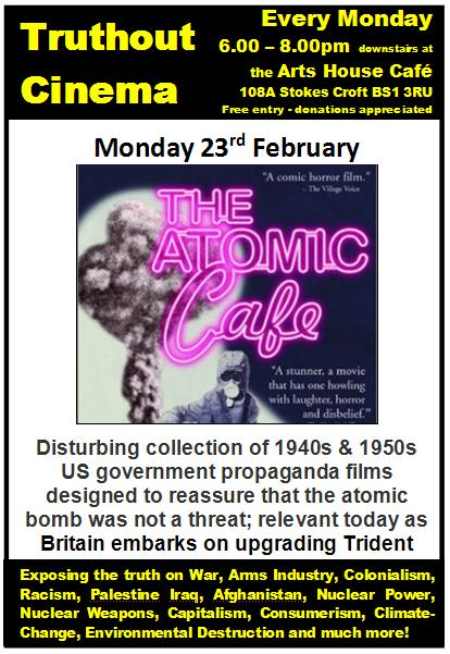 Truthout Cinema: Atomic Cafe