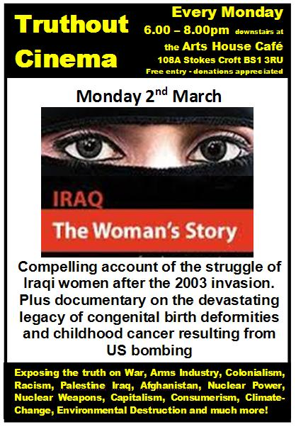 Truthout Cinema: Iraq – Woman's Story