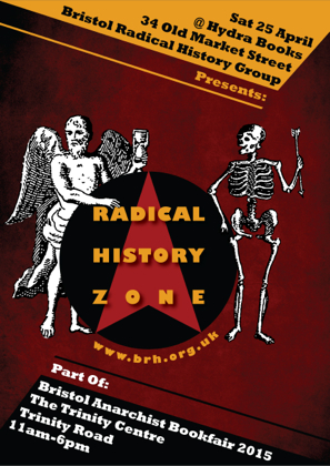 Radical History Zone @ the Anarchist Bookfair