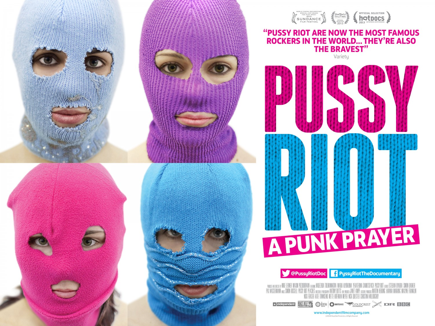 LaDIYfest Bristol Presents... Pussy Riot: A Punk Prayer