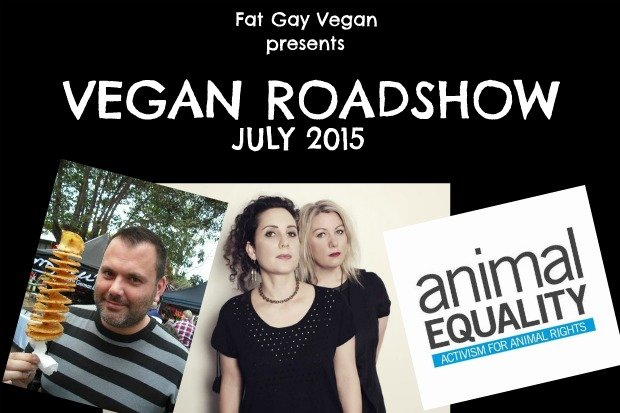 Vegan Roadshow – Bristol