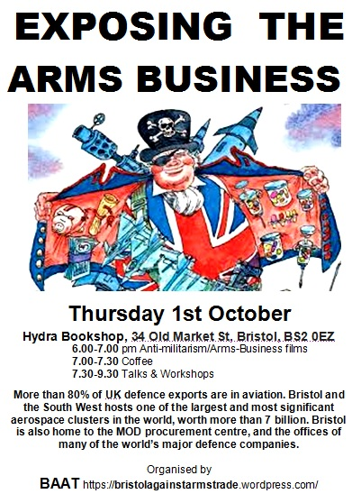 EXPOSING THE ARMS BUSINESS