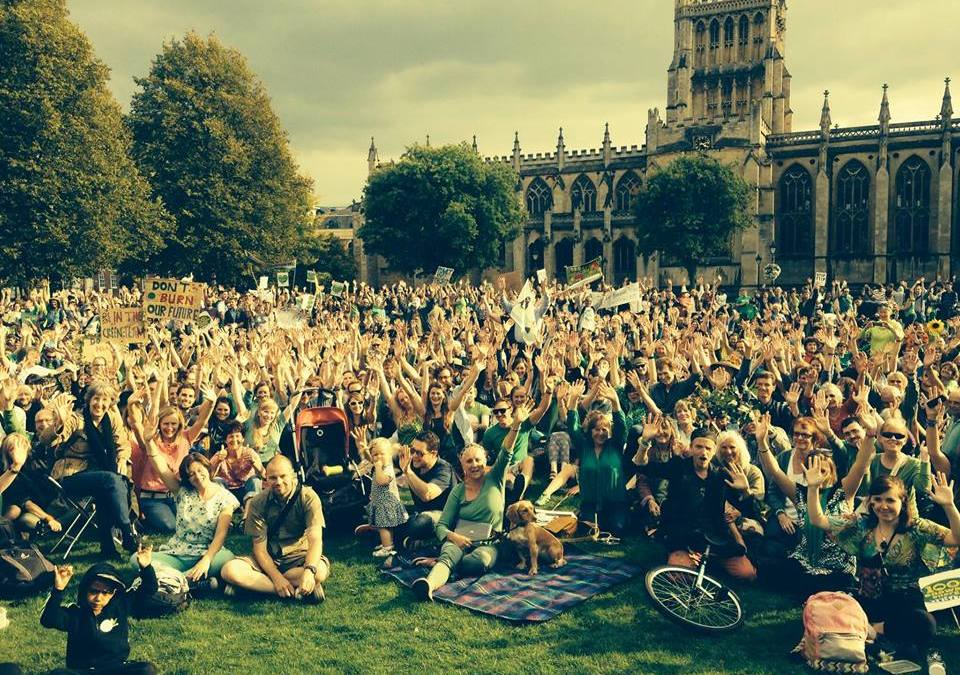 Climate March – 2nd Organisers' Meeting