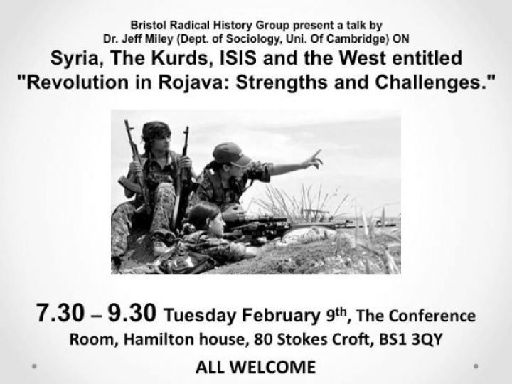 Revolution in Rojava: Strengths and Challenges