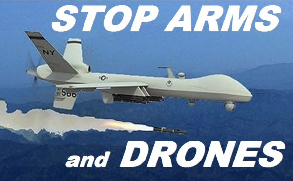 FILM: Stop Arms and Drones