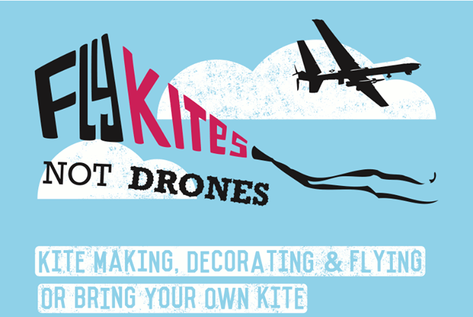 Fly Kites Not Drones