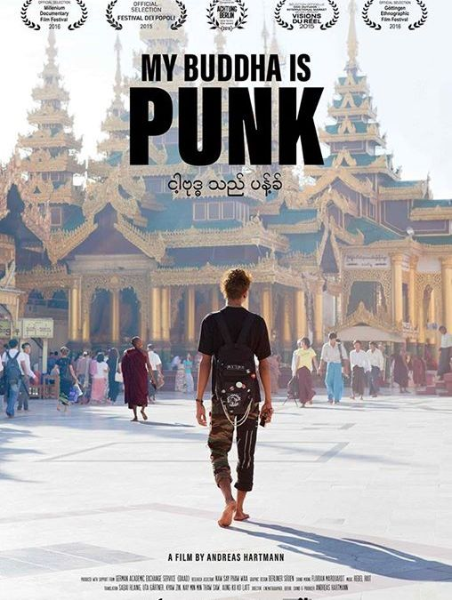 My Buddha is Punk (film screening)