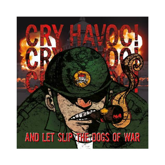 Image result for release the dogs of war