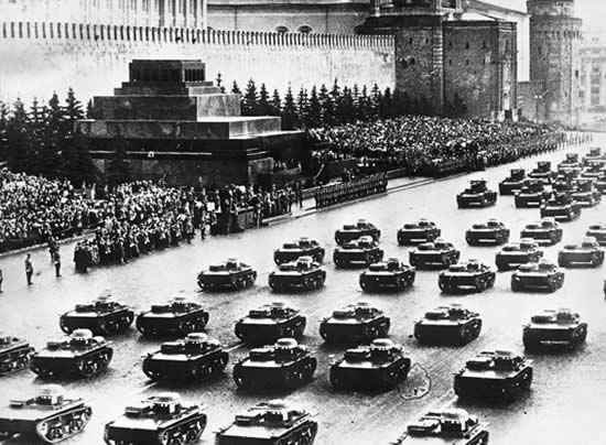 Image result for nazi military parade with tanks