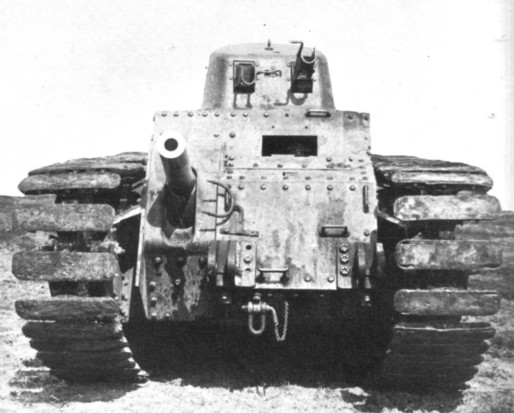 French Tanks Of The Interwar Decades Alternative Finland