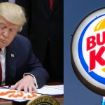 Trump Hereby Orders Burger King to Always Give Him Extra Ketchup Packets